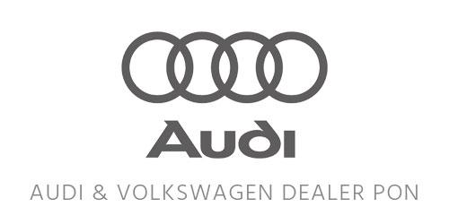 Audi-Volkswagen-Dealer-Pon-logo