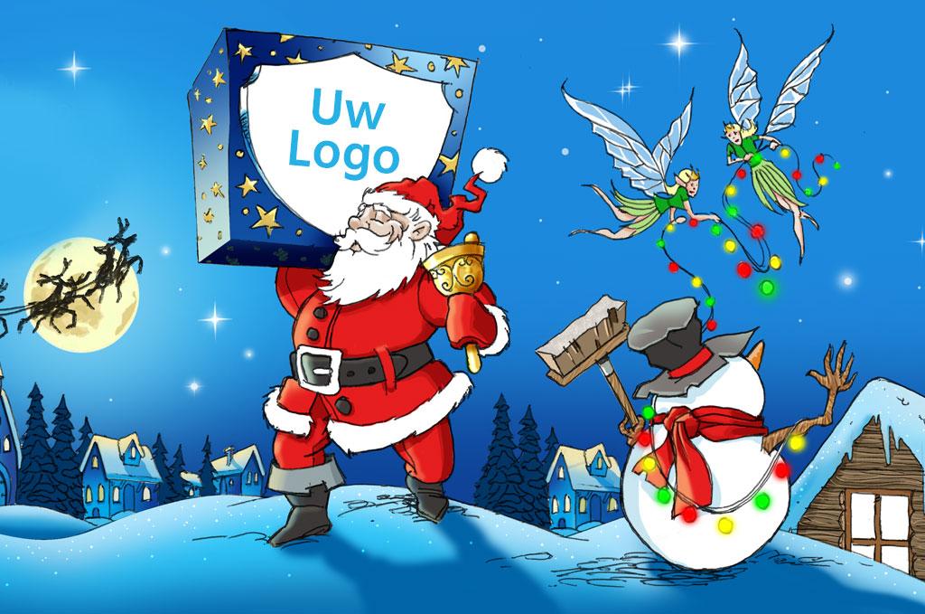 Kerst-art-Grimmstudio